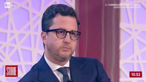 Rai 1 - Storie Italiane L'avvocato Bruno Sgromo e il caso Di Lena