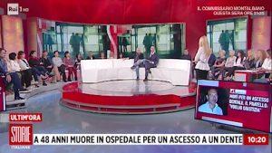 Rai 1 - Storie Italiane Intervista all'Avv. Bruno Sgromo