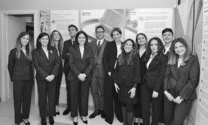 Il team dello studio Sgromo